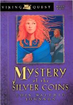 Mystery of the Silver Coins (Viking Quest #2)