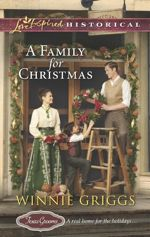 A Family for Christmas (Texas Grooms)