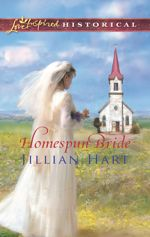 Homespun Bride (Love Inspired Historical)