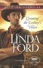 Claiming the Cowboy's Heart (Cowboys of Eden Valley)