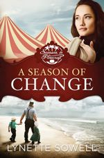 A Season of Change (Seasons in Pinecraft #1)