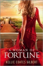 A Woman of Fortune (Texas Gold)