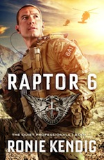 Raptor 6 (The Quiet Professionals #1)