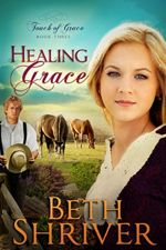 Healing Grace (Touch of Grace #3)
