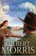 Raina's Choice (Western Justice #3)