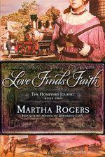 Love Finds Faith (The Homeward Journey)