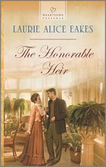 The Honorable Heir (Heartsong Presents)
