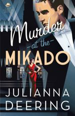 Murder at the Mikado (A Drew Farthering Mystery #3)