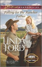Falling for the Rancher Father (Cowboys of Eden Valley)