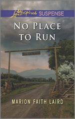 No Place to Run (Love Inspired Suspense)