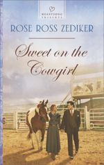 Sweet on the Cowgirl (Heartsong Presents)