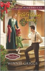 Her Holiday Family (Texas Grooms)