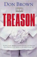 Treason (Navy Justice #1)