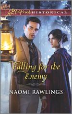 Falling for the Enemy (Love Inspired Historical)