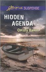 Hidden Agenda (Love Inspired Suspense)