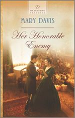 Her Honorable Enemy (Heartsong Presents)