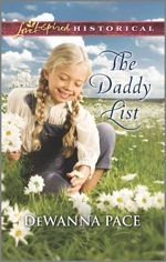 The Daddy List (Love Inspired Historical)