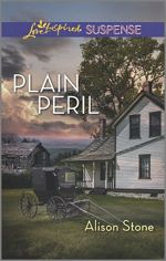 Plain Peril (Love Inspired Suspense)