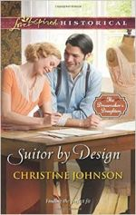 Suitor by Design (The Dressmaker's Daughters)