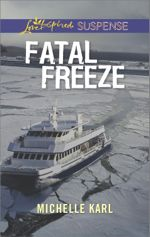 Fatal Freeze (Love Inspired Suspense)