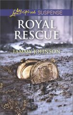 Royal Rescue (Love Inspired Suspense)