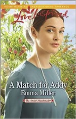 A Match for Addy (The Amish Matchmaker #1)
