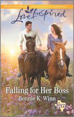 Falling for Her Boss (Rosewood, Texas)