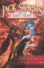 Jack Staples and the Poet's Storm (Book #3)