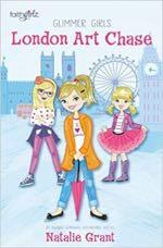 London Art Chase (Faithgirlz / Glimmer Girls #1)
