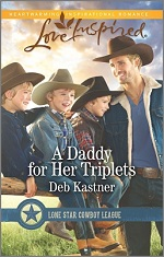 A Daddy for Her Triplets (Lone Star Cowboy League #5)