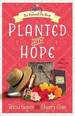 Planted with Hope (The Pinecraft Pie Shop #2)