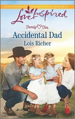 Accidental Dad (Family Ties #4)