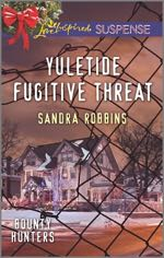 Yuletide Fugitive Threat (Bounty Hunters #3)