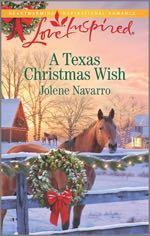 A Texas Christmas Wish (Love Inspired)