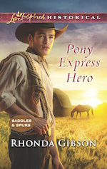 Pony Express Hero (Saddles & Spurs)