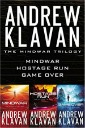 The MindWar Trilogy: MindWar / Hostage Run / Game Over