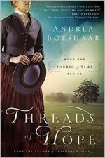 Q&A: Andrea Boeshaar (Threads of Hope)