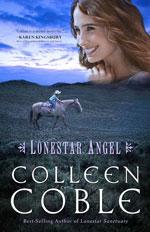 Q&A: Colleen Coble: Lonestar Angel