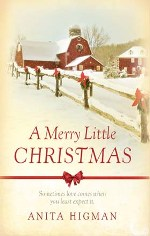 Q&A: Anita Higman (A Merry Little Christmas)
