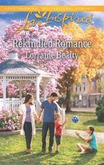 Q&A: Lorraine Beatty (Rekindled Romance)