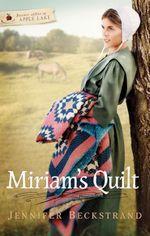 Q&A:  Jennifer Beckstrand (Miriam's Quilt)