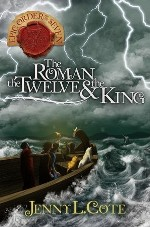 Q&A: Jenny L. Cote (The Roman, the Twelve and the King)