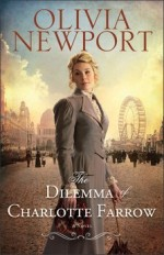 Q&A: Olivia Newport (The Dilemma of Charlotte Farrow)