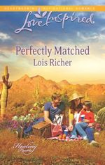 Q&A: Lois Richer (Perfectly Matched)