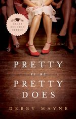 Q&A:  Debby Mayne (Pretty Is As Pretty Does)