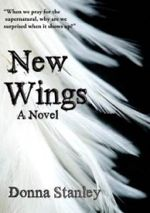 Update--Check our list of winners! Win a copy of Donna Stanley's debut novel NEW WINGS!