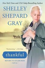 Q&A:  Shelley Shepard Gray (Thankful)