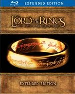 The Lord of the Rings: The Motion Picture Trilogy (Extended Edition + Digital Copy) [Blu-ray]