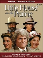 Little House on the Prairie - Special Edition Movie Boxed Set