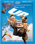 Up (Four-Disc Blu-ray/DVD Combo + BD Live)